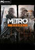 Metro Redux Bundle (Steam) £4.95 @ DreamGame