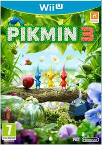 Pikmin 3 [Nintendo Wii U] - £6.99 Prime or £8.98 non prime Sold by DVDBayFBA and Fulfilled by Amazon