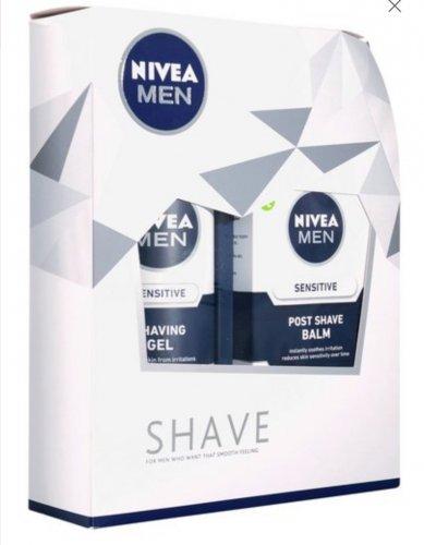 Nivea For Men Shave Gift Set @Argos for £3.99 Was £8.49