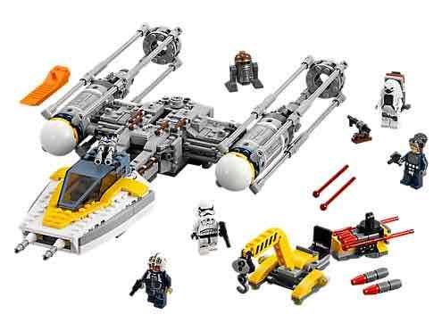 Lego Star Wars rebel Y-Wing £46.99 @ Amazon