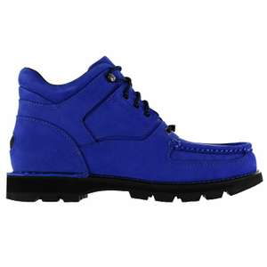 Rockport Umbwe Trail Boots Mens Sizes 7-11 Blue Suede Size 11 Black Suede £55 + £4.99 p&p @ Sports Direct