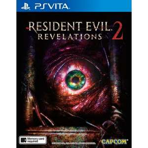 Resident Evil: Revelations 2 (Multi-Language) PS Vita £35.99 Delivered Play-Asia
