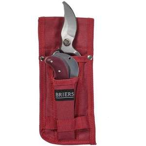 Briers Secateur, Knife & Pouch Set £3.99 @ Home Bargains (RRP £21.99)