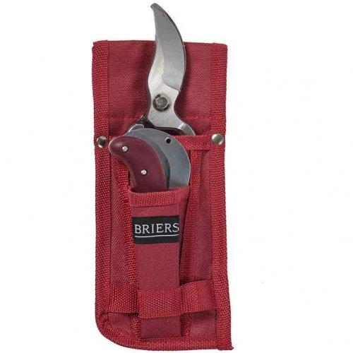 Briers Secateur, Knife & Pouch Set £3.99 @ Home Bargains (RRP £21.99)