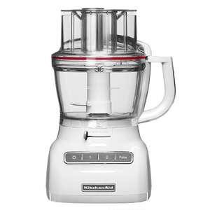 KitchenAid Classic 3.1L White Food Processor - £99.98 delivered @ Harts of Stur