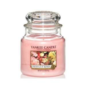 Medium Yankee Candle Jars - From £8.93 - Amazon Prime Now
