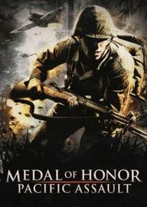 PC Medal of Honor™ Pacific Assault