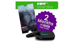 Now TV Movies Box With 2 Months Movies Pass - £15 @ Asda