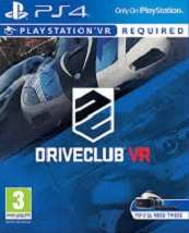 [PSVR] Driveclub VR - £11.99 (As New) - Boomerang