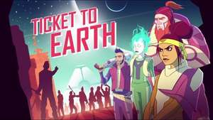 Ticket to Earth iOS (iPhone/iPad) fun game with no iaps down from £6.99 to £1.99