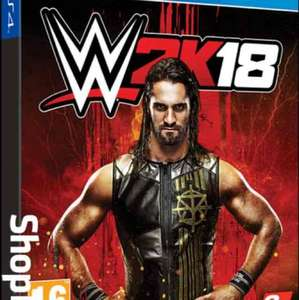 WWE 2K 18 - £39.85 Shopto (PS4/XBONE)