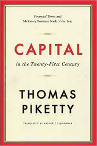 Capital in the 21st Centruty by French economist Thomas Picketty