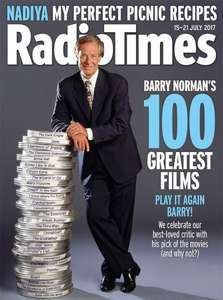 Radio Times 10 Issues for £1.00 by Direct Debit @ Buy Subscriptions
