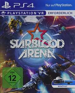 Starblood Arena VR [PlayStation VR] amazon.de under £11 £10 @ Amazon DE