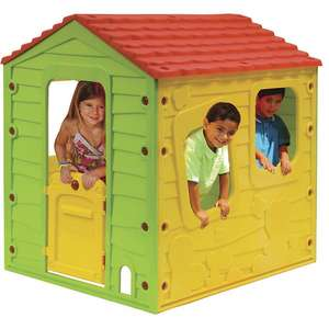 Sizzlin' Cool Meadow Cottage was £99.99 now £44.99 Del with code @ Toys R Us ( also in Pink)