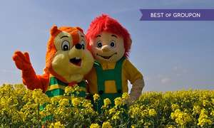 Family Ticket to Apple Jacks Adventure Park £24 via Groupon (£20.40 with New Customer Code) + Kids under 4 Go FREE
