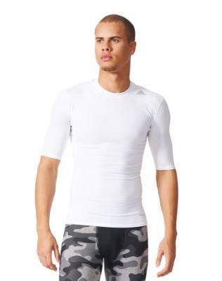 Adidas Techfit Base Tee Black £7.92 White £9.06 Wiggle