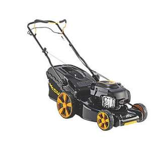 MCCULLOCH M46-140WR 46CM 140CC SELF-PROPELLED ROTARY LAWN MOWER WITH MULCH £199.99 @ Screwfix