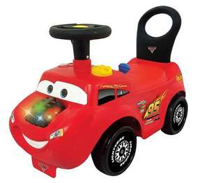 Disney Cars Lightning McQueen lights and sounds activity racer was £40 now £20 with free next day click and collect @ Tesco Direct