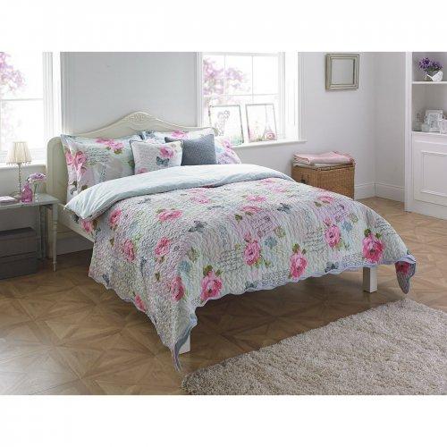 Paoletti Rosebery Bedspreads £33.53 @ Amazon
