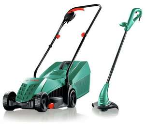 Bosch Rotak Corded Mower and Trimmer Twin Pack £89.98 at Argos
