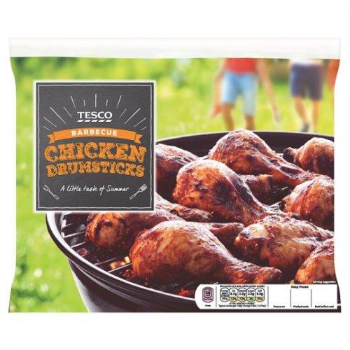 Frozen Bbq Chicken Drumsticks 1Kg for 50p @ Tesco Old Kent Rd