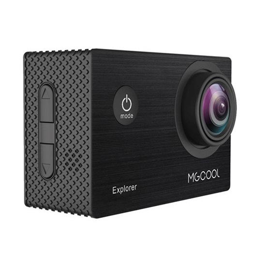 MGCOOL Explorer 4K WiFi Action Sport Camera 170° Allwinner V3 Chipset IMX COMS Sensor 30m Waterproof £31.38 Delivered with code @ Banggood