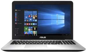"Asus X555QG Laptop - AMD A12 2.5GHz, 8GB RAM, 1TB HDD, 15.6"" Screen, DVDRW, Win 10 Home was £502.49 now £389.98 Delivered at eBuyer"