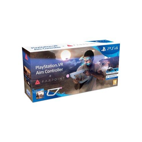 PSVR FARPOINT AIM CONTROLLER BUNDLE £74.99 @ SMYTHS