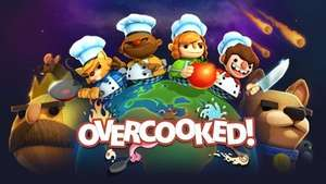 Overcooked - Steam £6.49 @ Bundlestars