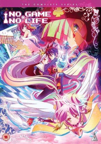 No Game No Life Season 1 on DVD £9.99 @ Anime-On-Line