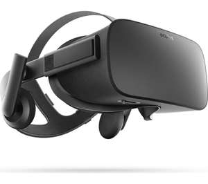 OCULUS Rift & Touch Bundle - Currys £328.92