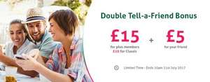 Upto £15 cashback bonus for referring a friend ***PLEASE DO NOT OFFER / POST / REQUEST REFERRALS***