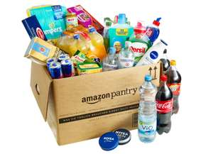 prime members- possible amazon pantry 'glitch' or intentional(!)£2.99 off for delivery