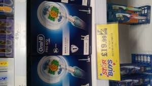 Oral-b pro 670 electric toothbrush £19.99 @ b+m fox valley Stockbridge near Sheffield