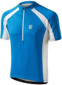 Altura Airstream Short Sleeve Cycling Jersey SS16 from £16.99 delivered @ Tredz (Blue and Black and rear pockets)