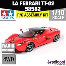 Tamiya 1/10 Scale LaFerrari Kit (TT02 Chassis) @ Hobbyking - £69.88