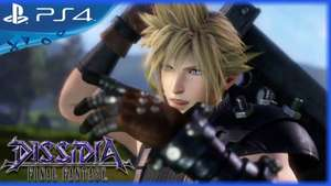 DISSIDIA: FINAL FANTASY NT Closed Beta Sign Up (PS4)