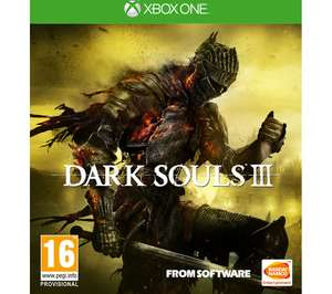 Dark souls 3 xbox one @ currys.co.uk for £24.97