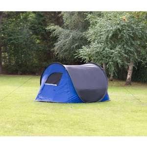 3-4 Person Pitch & Go Pop Up Tent £29.99 (RRP £59.99) @ B&M