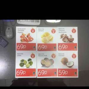 Aldi's new super 6 from Thursday 20th July - 69p