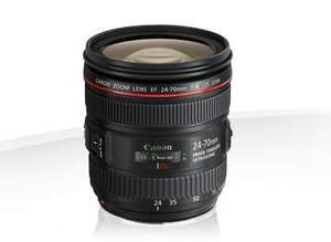 Canon UK Summer cashback maximum of £165 for this decent lens - £560 @ Park Cameras