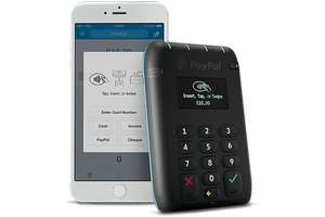 PayPal Here Card Reader - £55 @ Paypal