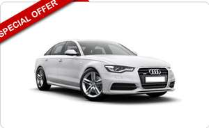 Audi A6 Diesel Saloon 2.0 TDI Ultra S Line 4dr S Tronic 3 year lease 9+35 - £11,992 including fees @ CHL Contracts
