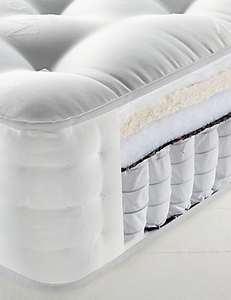 M&S mattress - cotton comfort 1500 - £399.50 @ M&S