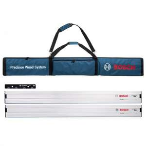 Bosch Professional FSN 4-Piece Kit (FSNKIT) £118 Delivered (£98 After Bosch Cashback)