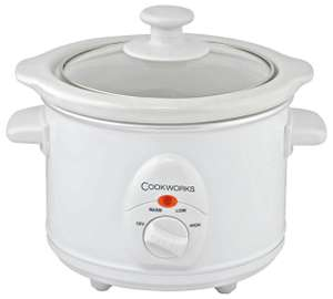 Cookworks 1.5L Compact Slow Cooker £6.99 @ Argos
