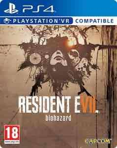 [PS4] Resident Evil 7 Steelbook Edition - Like New £22.99 (Boomerang Rentals Via eBay)