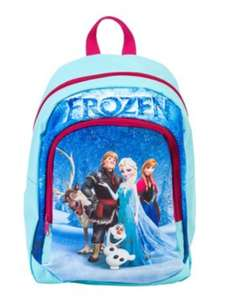 Frozen backpack. £2 Smyth's toys.