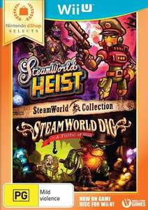 [Wii U] Steamworld Collection - £10.95 - eBay/TheGameCollection